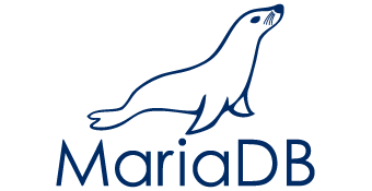 Logo of MariaDB Sealion mascot