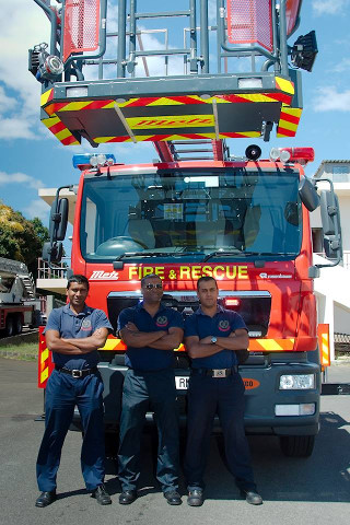 coromandel firefighters