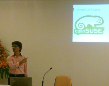 Infotech2013 - openSUSE Project and openSUSE Advocate Program