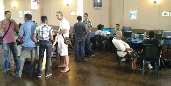 LUGM: Great conversations on Linux, open source and free software during the Corsair Hackers Reboot