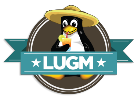 Logo of the Linux User Group of Mauritius