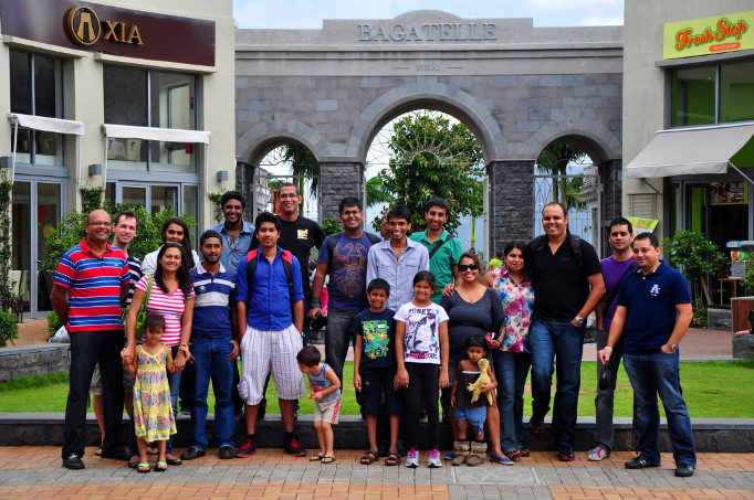 2013 Meeting of Mauritian Bloggers at Bagatelle