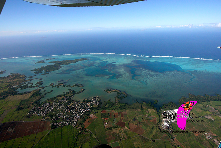 Skydive Austral Mauritius