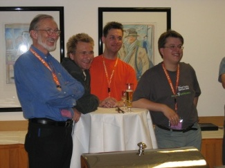 JoKi at the German Visual FoxPro Developer Conference 2005 - Image 006