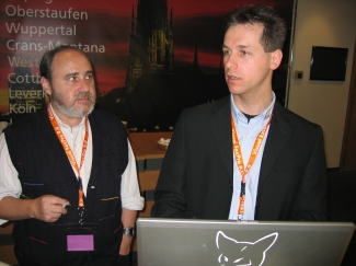 JoKi at the German Visual FoxPro Developer Conference 2005 - Image 076