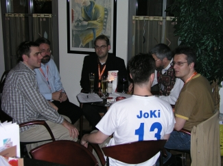 JoKi at the German Visual FoxPro Developer Conference 2005 - Image 182