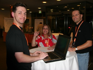 JoKi at the German Visual FoxPro Developer Conference 2005 - Image 203
