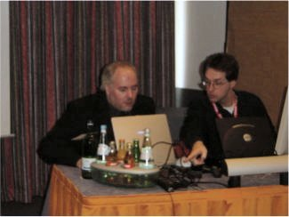 JoKi at the German Visual FoxPro Developer Conference 2003 - Image 2