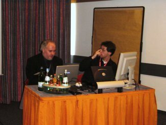 JoKi at the German Visual FoxPro Developer Conference 2003 - Image 3
