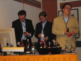 JoKi at the German Visual FoxPro Developer Conference 2004 - Image 1