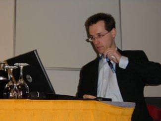 JoKi at the German Visual FoxPro Developer Conference 2004 - Image 2