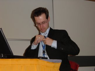 JoKi at the German Visual FoxPro Developer Conference 2004 - Image 3