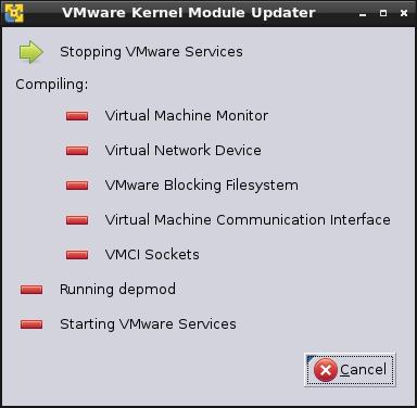 vmware-kernel-module-updater-compile