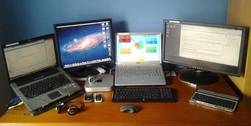 JoKi's workspace since June 2012